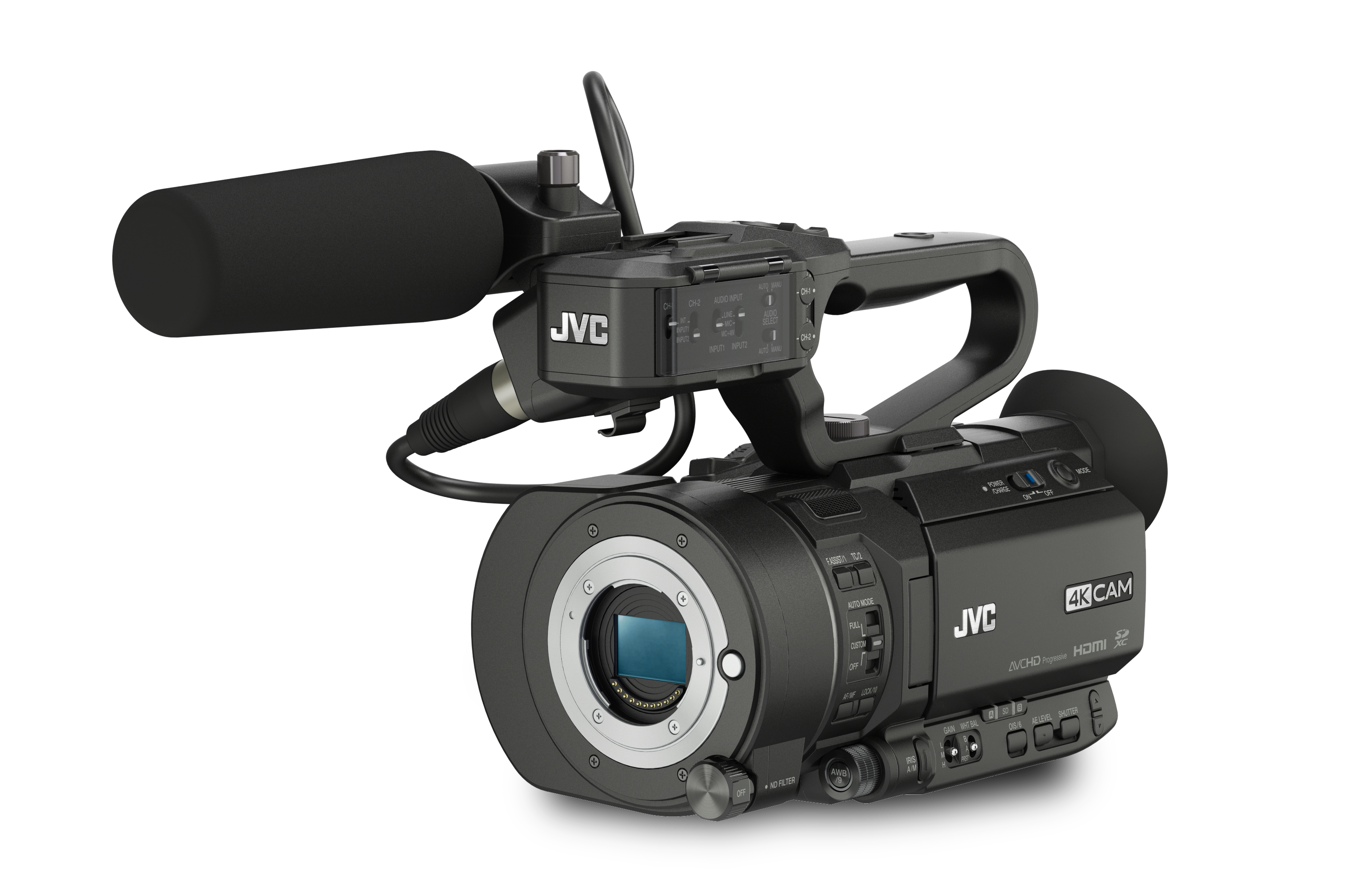 2k Thomascznarty Sigma 20mm T15 Ff High Speed Prime For Canon Sony Jvc Releases 3 New 4k Cameras