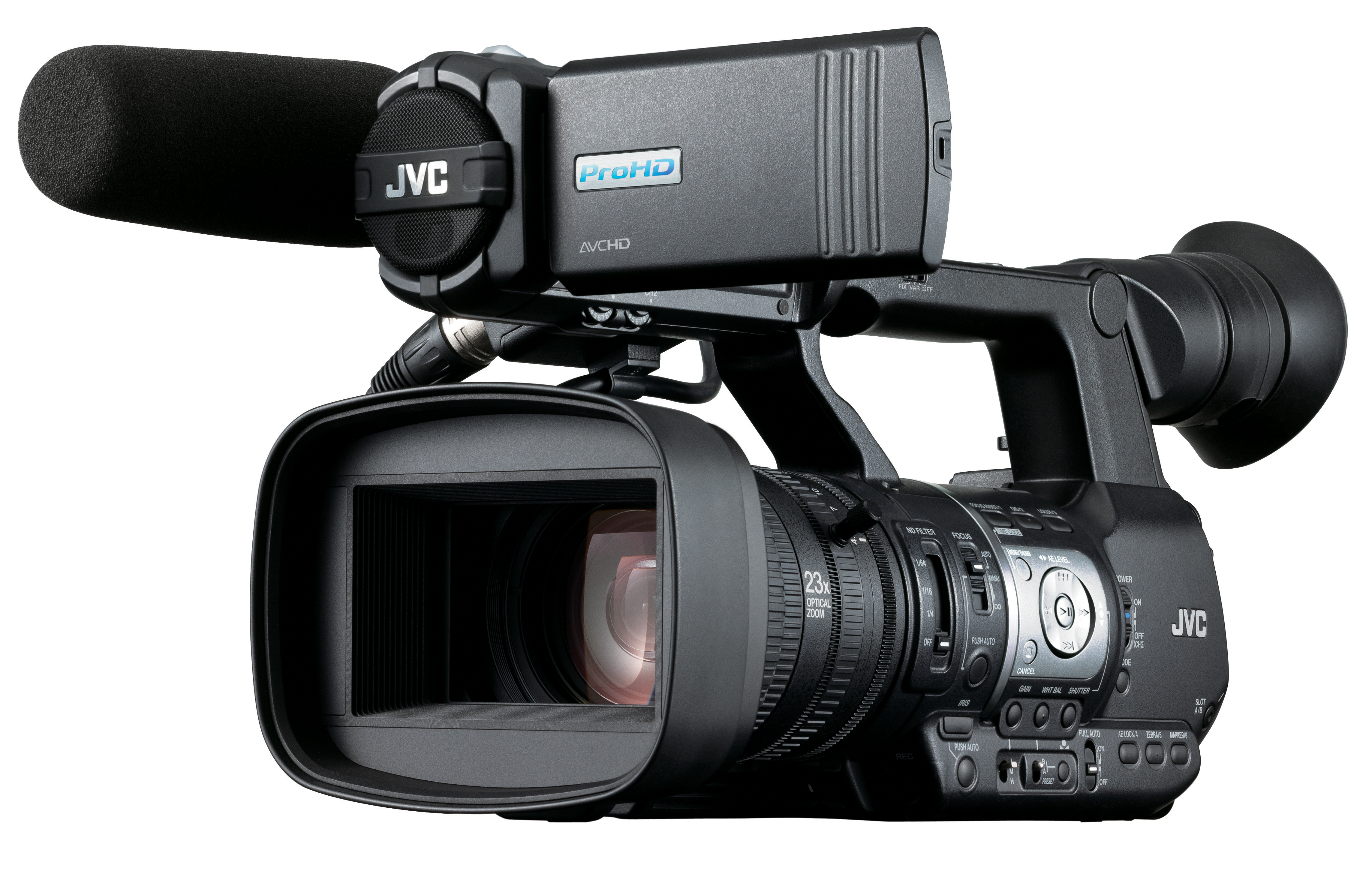 Jvc news release firmware upgrade for the gy hm600u - Tv in camera ...