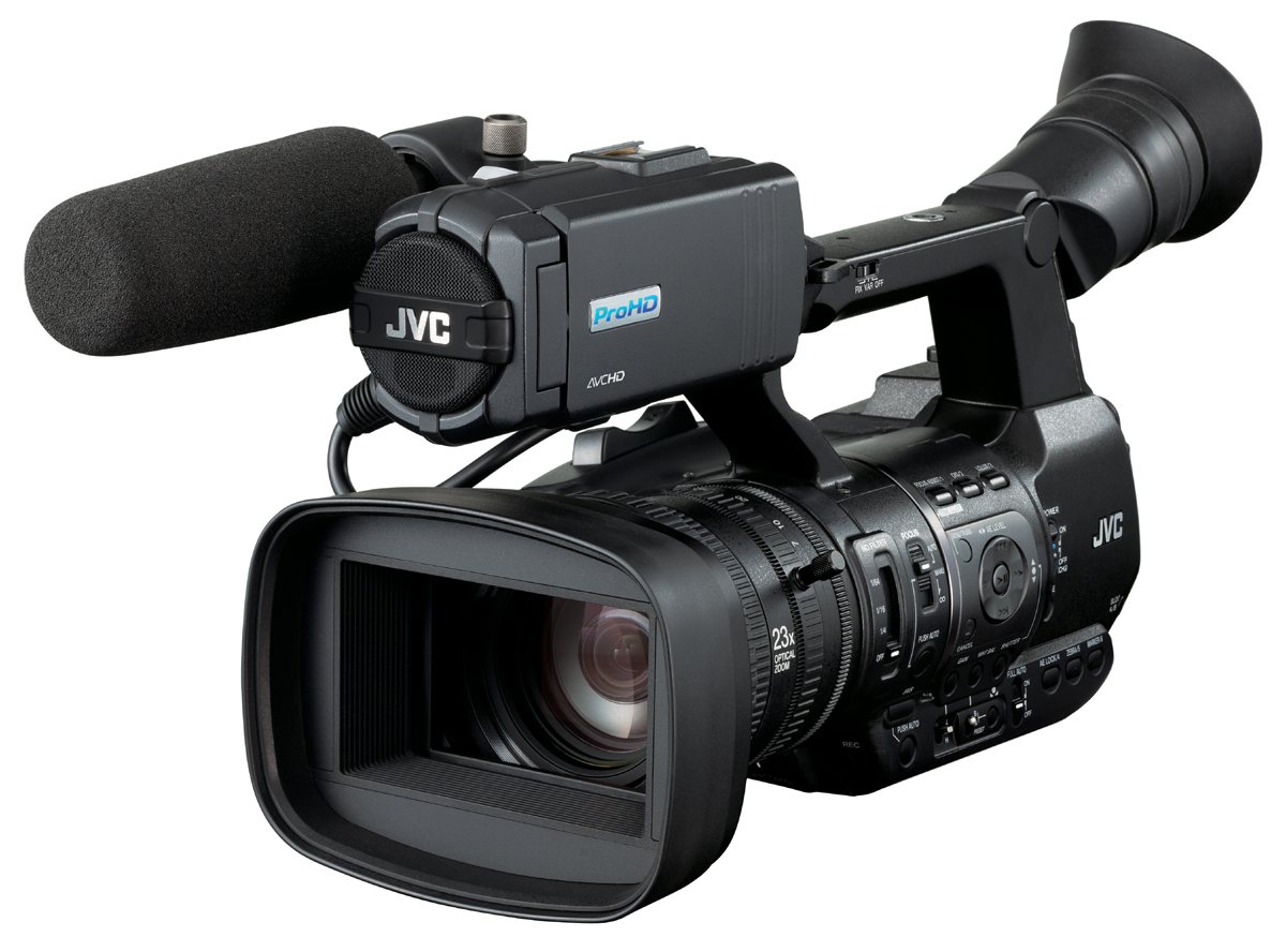 Jvc news release jvc partners with wowza to integrate for Camera camera
