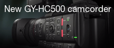 GY-HC500 Camcorder