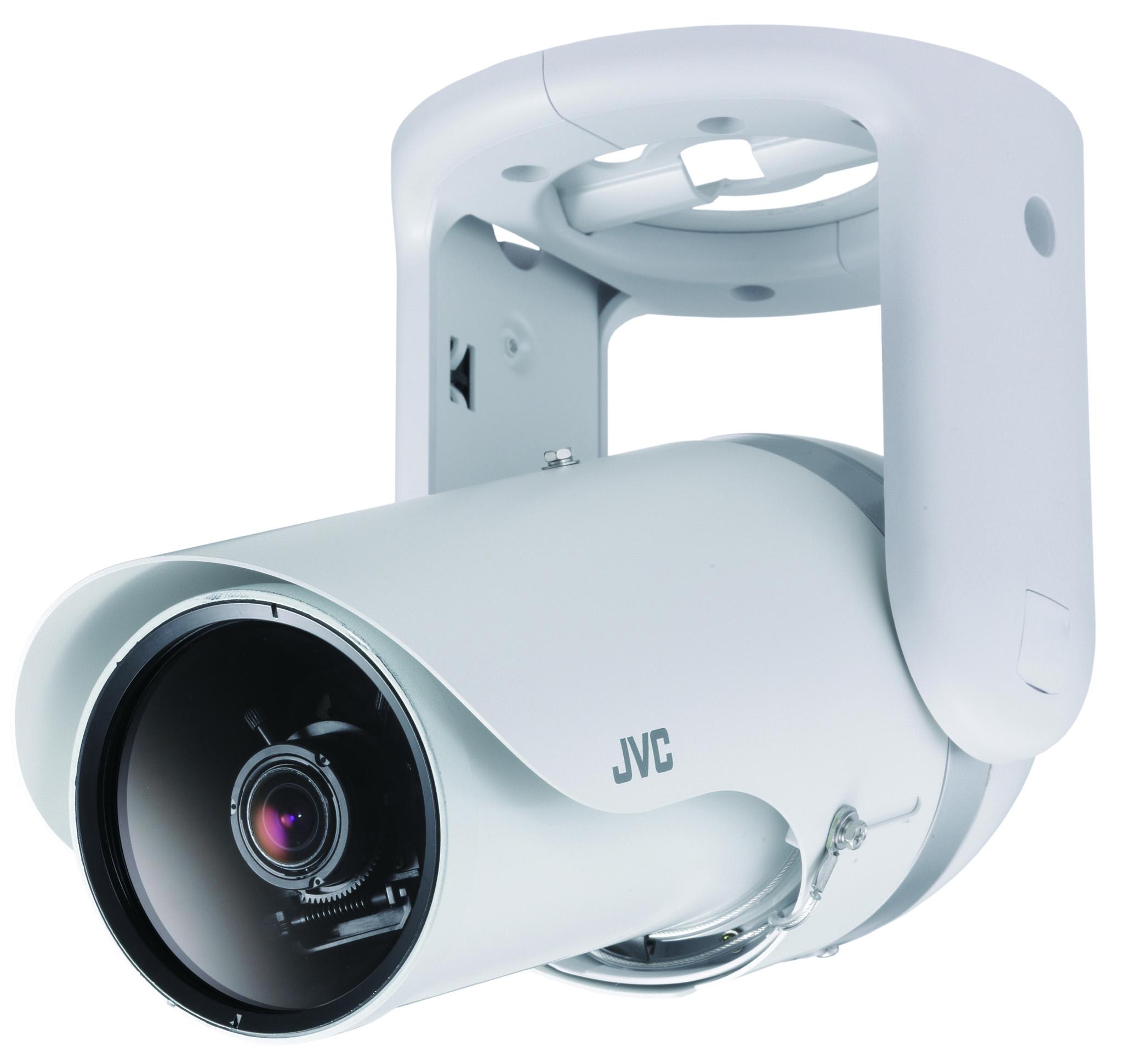 jvc news release new vn h57 series ip cameras deliver. Black Bedroom Furniture Sets. Home Design Ideas