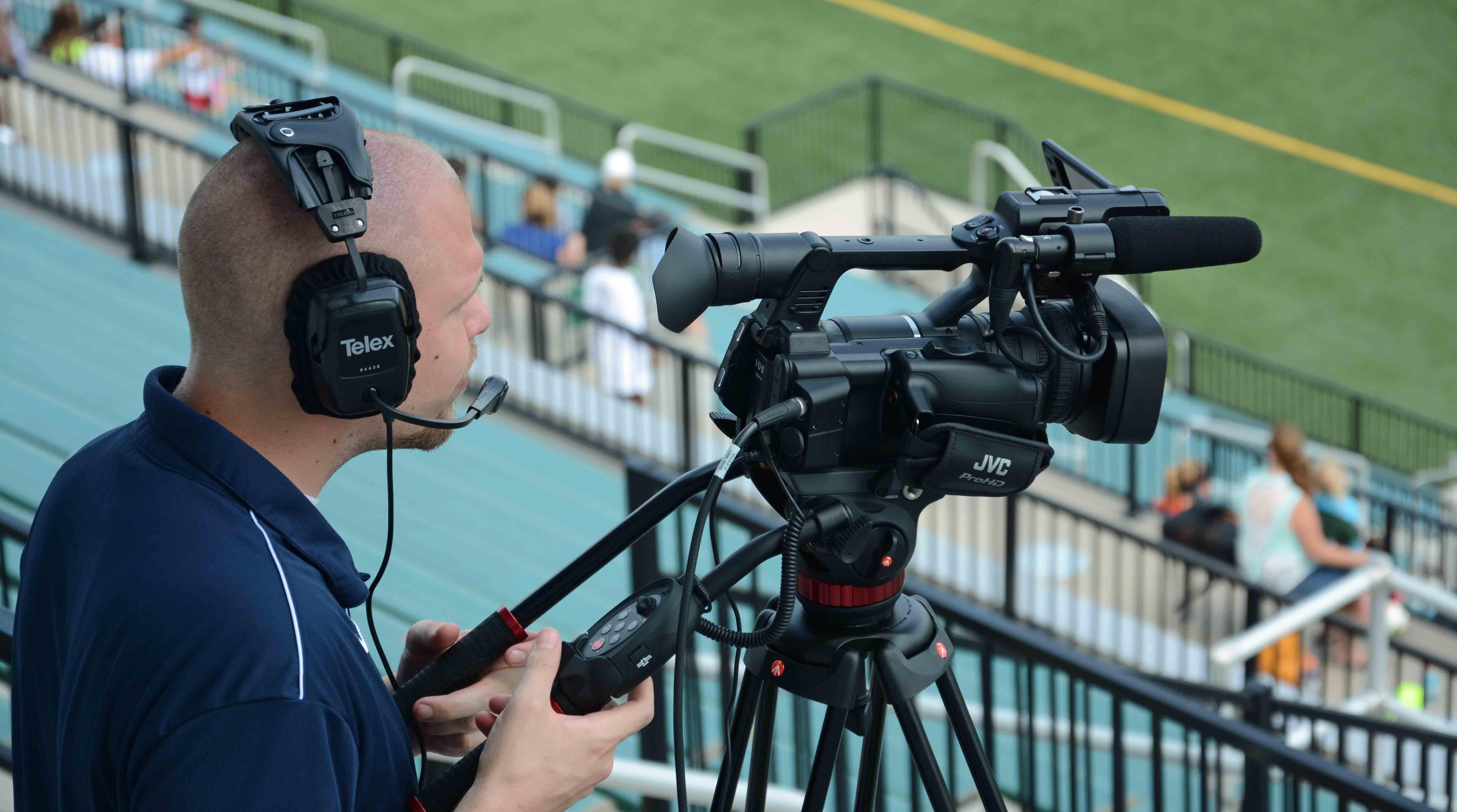 Jvc News Release Patriot League Launches Online Sports